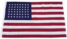 3x5 Ft 48 STARS AMERICAN Flag EMBROIDERED NYLON USA US OLD GLORY STAR SPANGLED