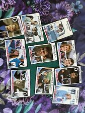 10 Royal Wedding Commonwealth PHQ with Stamps for 1986 Royal Wedding