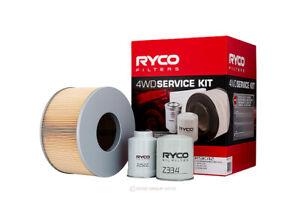 Ryco Service Kit 4x4 RSK42 fits Toyota Land Cruiser 100 Series 4.2 TD (HDJ100)
