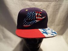 Nike flat bill Stars & Stripes ball cap.  LOOK!