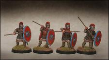 Tarde Romano Elite infantería footsore Miniatures saga 03LRM101