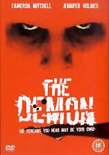 THE DEMON DVD Movie Film plus FREE CASE UPGRADE!  *