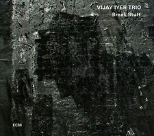 VIJAY IYER TRIO/VIJAY IYER - BREAK STUFF NEW CD