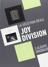 Joy Division - La Selection Ideale 3 Albums Originaux New 3 CD Closer Still U.P.