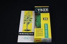 W512 BRITAINS TrainHo Oo 1806 Bouleau argente Silver burch make up tree models