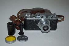 Fed 1, Type D, NKVD Vintage 1941 Soviet Rangefinder Camera. (No.166404) UK Sale.