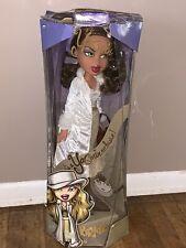"Bratz Doll Big Large 24"" Yasmin Exclusive Damaged Box Missing Hat"