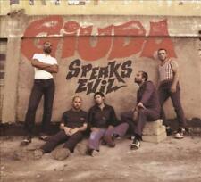 GIUDA - SPEAKS EVIL [DIGIPAK] * NEW CD