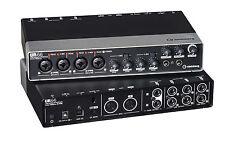 NEW Steinberg UR44 USB Midi I/O Audio Interface w/ Cubase + Effects Processing