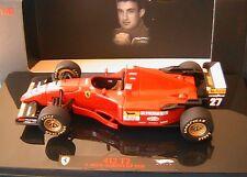 FERRARI 412 T2 #27 F1 EUROPE GP 1995 JEAN ALESI HOTWHEELS T6286 1/43 EUROPEAN