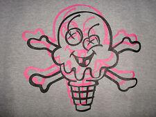bbc PINK 3D Cones Bones Ice Cream Sweater Hoodie billionaire boys club tee XL