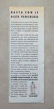 C885 - Advertising Pubblicità - 1959 - VICHY CREME ANTICELLULITE