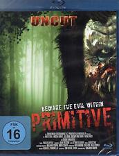 Primitive [Uncut, Blu-ray]  Matt O'Neill, Reggie Bannister Neu!