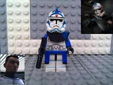 Lego Star Wars Clone Trooper Fives Phase II armor  Ver. Custom