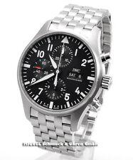 IWC Armbanduhren im Luxus-Stil mit Chronograph