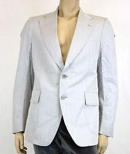 New Authentic Gucci Gray Jacket Blazer EU 50 R/US 40 R, 161230