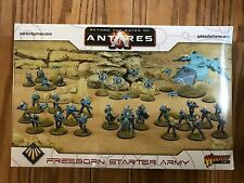 Beyond The Gates Of Antares: Freeborn Starter Army WLG509914003