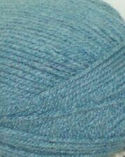 5 off 100g Robin DK Wool 100 Acrylic Blue Mist Shade 145