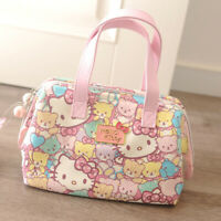 Hello kitty multiple lovely travel bag handbag duffle bag PU waterproof gift