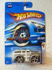 2005 First Editions HOT WHEELS Block 'O Wood #038