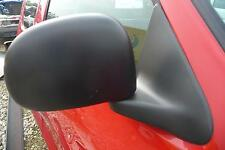 FORD FORD F150 PICKUP R Door Mirror Manual; Heritage, non-removable cover, R.