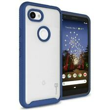 Coveron slim, blue, shockproof, full-body case for Google Pixel 3A