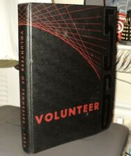 UNIVERSITY OF TENNESSEE YEARBOOK (1956, HB) Volunteer: John Majors' Class
