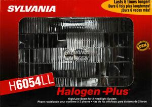 Headlight Bulb-Long Life Sylvania SEALED H6054LL LIGHT SAAB 900 OEM