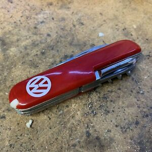 Volkswagen Pocket Knife Multi-Tool vw samba kdf beetle ghia split zwitter bus