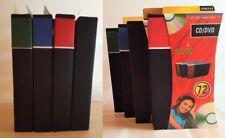 72 Disc DVD VCD CD Case Album Carry Storage Wallet Holder Game Box Organizer