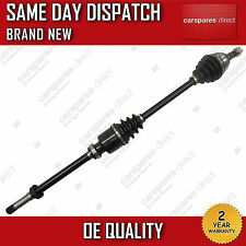 PEUGEOT 307, 307 CC, 307 SW 1.4 1.6 DRIVESHAFT RIGHT OFF/SIDE 2000>ONWARDS *NEW*