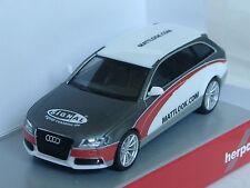 "Herpa Audi A4 Avant ""SignalReklame / mattlook"" - 027601 - limited Edition"