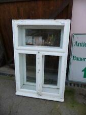 8699. Altes Fenster mit Rahmen Kastenfenster 133 x 89 cm