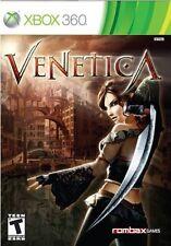 Venetica Xbox 360 New Xbox 360