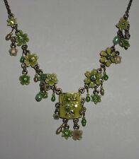 Unbranded Flowers Plants Charm Costume Necklaces & Pendants