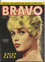 BRAVO Nr.9 vom 24.2.1959 Gina Lollobrigida, Yul Brynner, Hardy Krüger... - TOP