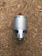 DeWalt OEM  replacement grease gun Motor DCGG571