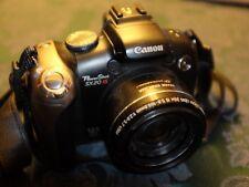 Canon PowerShot SX20 IS 12.1MP Digital Camera - Black - No Reserve!!
