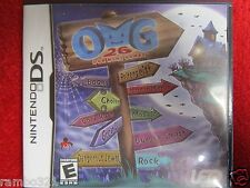 OMG 25 our mini games (compatible with nintendo DS, dsi, 2ds, 3ds, nds, xl)