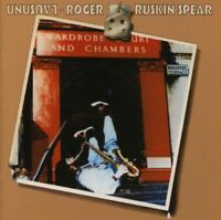Roger Ruskin Spear - Unusual (2014 Remaster)  CD  NEW/SEALED  SPEEDYPOST
