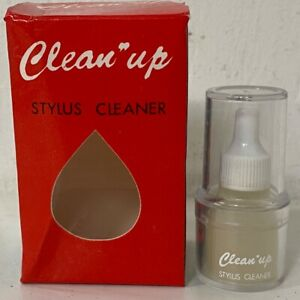 Supex 'Clean-Up' AC-11 Turntable Stylus Cleaner + Brush