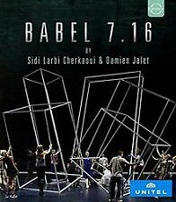 Babel 7.16 (Words) [Blu-ray] | DVD | Zustand neu