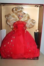 Barbie Evening Flame Red Gown Dress Special Limited Edition Mattel 1995 NRFB