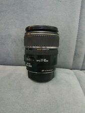 Canon 17-85mm f/4-5.6 IS EF-S USM Zoom Lens - Faulty