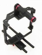 DSLR Cage cámara jaula 5d 7d gh2 d550 d800 d90 d60 Mark II Mark III d7100 d7200