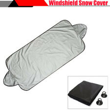 Foldable 146CM Car Windshield Snow Cover Sunshade Protector Waterproof For Winte
