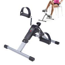 LCD Heimtrainer Fahrradtrainer Fitnessgerät Hometraine Beintrainer Minibike Arm