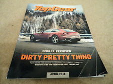 Top Gear magazine (subscribers edition) April 2011 Issue 216