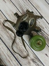 Full Face Gas Mask Adjustable Head Straps Russian Soviet Halloween Costume