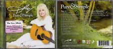 Dolly Parton SEALED 2016 2x CD Pure & Simple inc CD of Glastonbury Performance